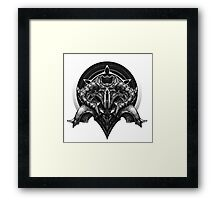 Lord of Mist Framed Print