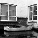 Boat at Window by Chris Whitney