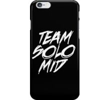 Team SoloMid White iPhone Case/Skin