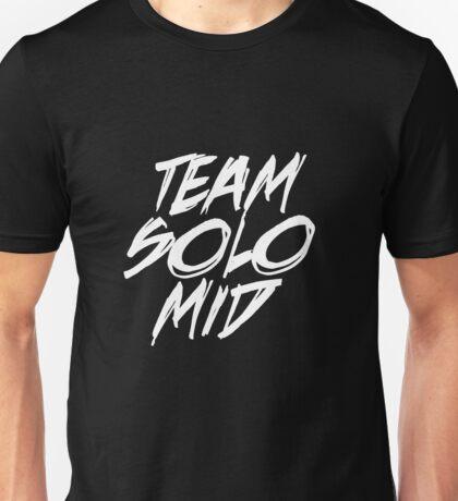Team SoloMid White Unisex T-Shirt