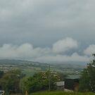 Mist Coming in,  Dorset UK by lynn carter