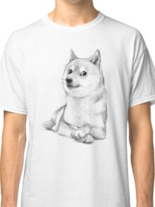 Doge - original illustration Classic T-Shirt
