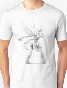 Scyther - original illustration Unisex T-Shirt