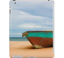 The Old Boat at Ban Krut Beach iPad Case/Skin
