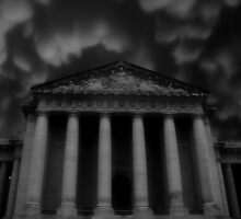 A Dark Day in DC by Carrie Bonham
