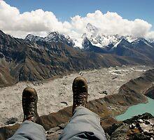 Amazing Feet of Endurance by Richard Heath