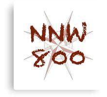 NNW800 Challenge Canvas Print