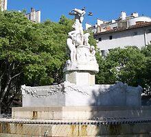 Fountain Les Danaîdes by daffodil