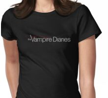 TVD, our favourite show Womens Fitted T-Shirt