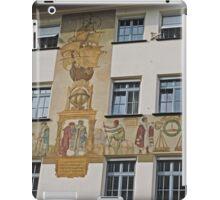 Mural, Nuremberg, Germany iPad Case/Skin