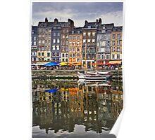 Honfleur, France Poster