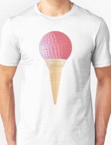 Hockey Ice Cream! Unisex T-Shirt