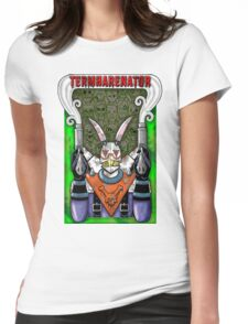 Termharenator Womens Fitted T-Shirt