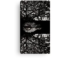 The Tree Watcher Canvas Print