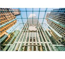 Big Apple in the Big Apple Photographic Print