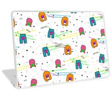 Totally Out Of This World Laptop Skin