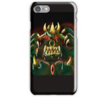 green monster  iPhone Case/Skin