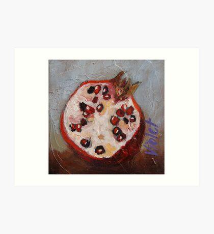 Pomegranate 5 Art Print