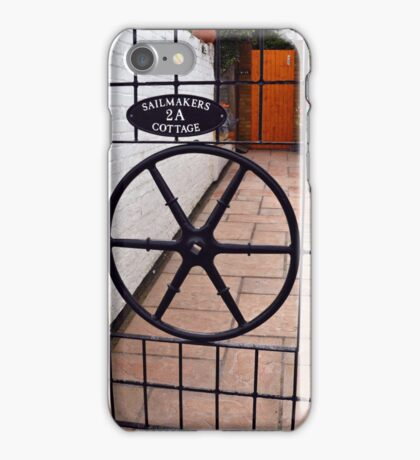 Original Sail Makers Gate iPhone Case/Skin