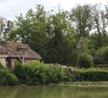 Marie-Antoinette's estate Sticker