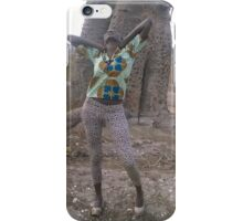 Fashion Photoshoot in Gambia iPhone Case/Skin