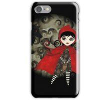 Little Red Capuccine iPhone Case/Skin
