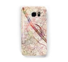 Vienna map Samsung Galaxy Case/Skin