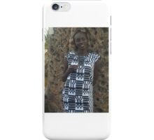 Gambia Fashion Photoshoot iPhone Case/Skin