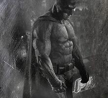 Batman Ben Affleck Design (3.0) by SpiderReviewer