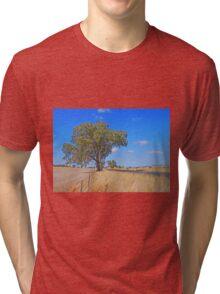 Australian Countryside Tri-blend T-Shirt
