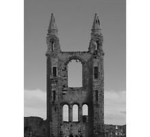St Andrews Abbey, Scotland Photographic Print