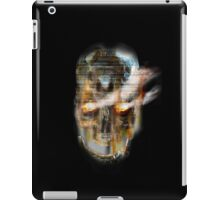 """""""It doesn't feel pity or remorse or fear and it absolutely will not stop. Ever. Until you are dead. """" iPad Case/Skin"""