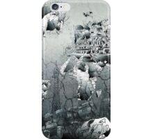 World Map landmarks 2 iPhone Case/Skin
