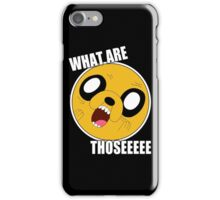 one question for ya... WHAT ARE THOSEEEEE?! iPhone Case/Skin