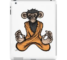 Zen Monkey iPad Case/Skin