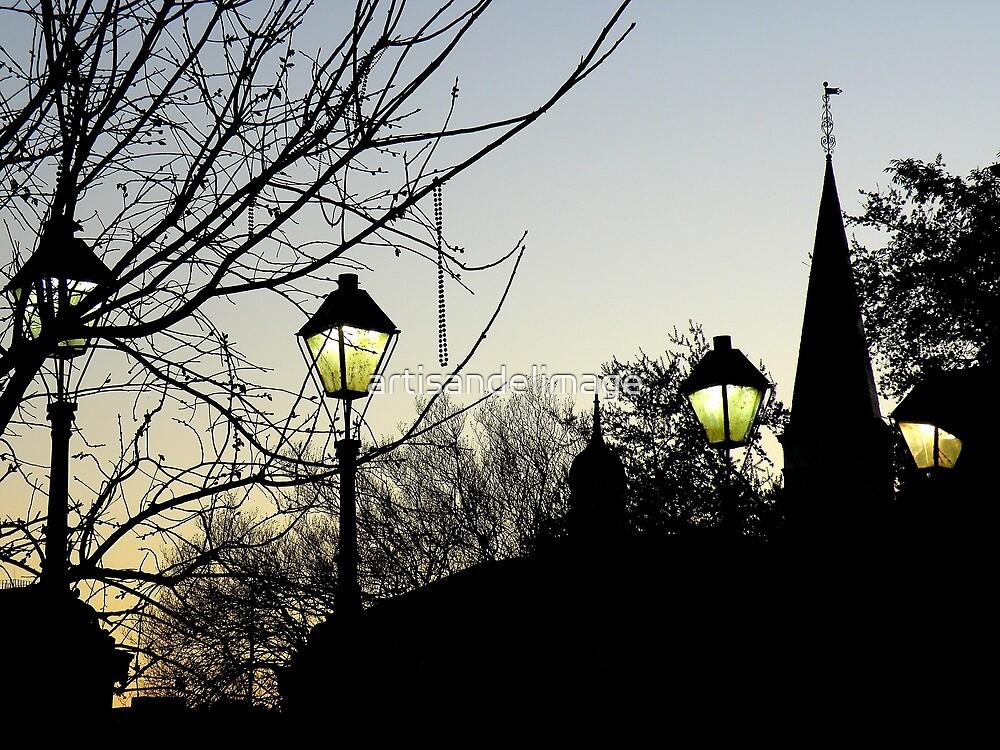 City Lights by artisandelimage
