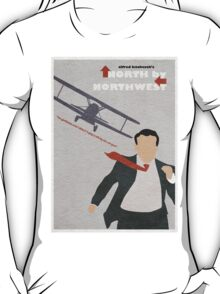 North by Northwest T-Shirt