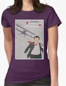 North by Northwest Womens Fitted T-Shirt