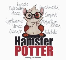 Pudding the Hamster - Harry Potter Kids Tee