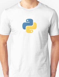 Python Logo Tile Print Unisex T-Shirt