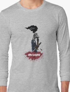 Afro Samurai Long Sleeve T-Shirt