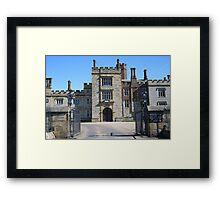 Penshurst Place Framed Print