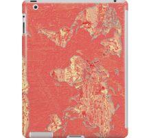 World Map landmarks 9 iPad Case/Skin