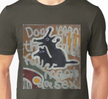 Dogs on the prowl... Unisex T-Shirt