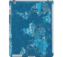 World Map landmarks 10 iPad Case/Skin