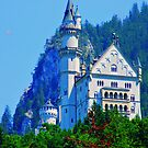 Beautiful Castle. Germany. by Daidalos