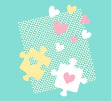 Pastel Lover's Puzzles by XOOXOO