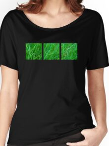 green no. 2 Women's Relaxed Fit T-Shirt