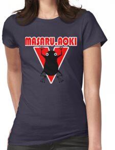 Hajime  No Ippo - Aoki Womens Fitted T-Shirt