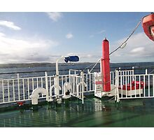 Crossing the Irish Sea Photographic Print
